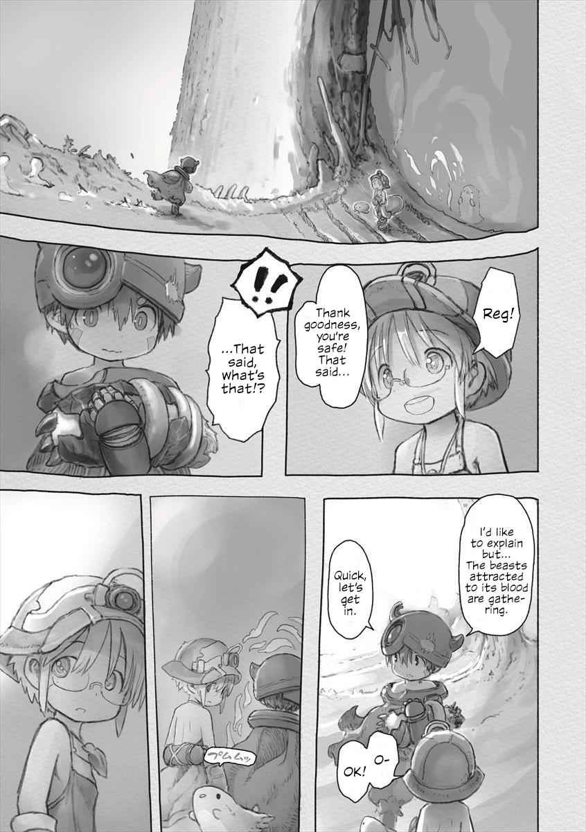 Made in Abyss Chapter 52 Page 7