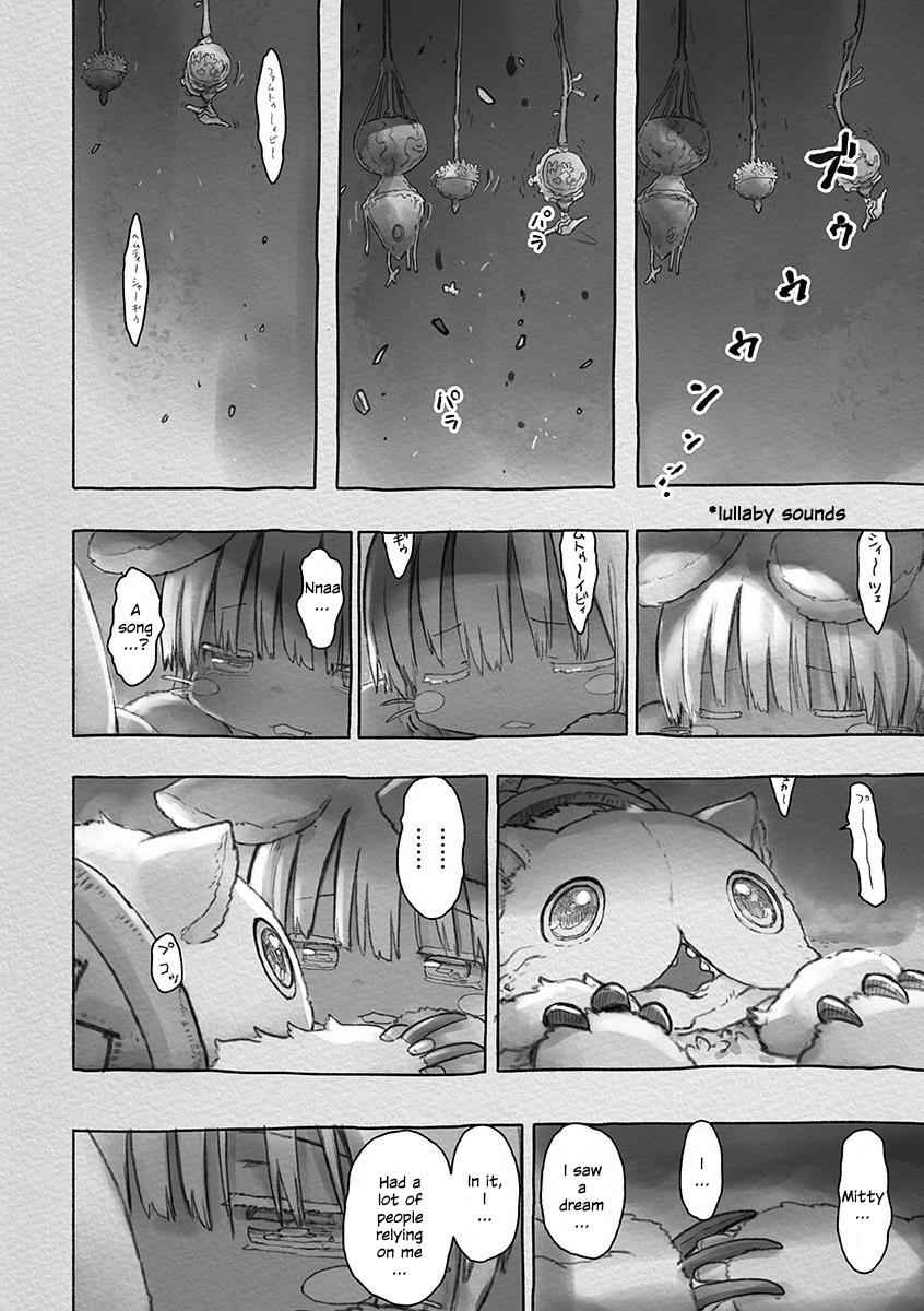 Made in Abyss Chapter 53 Page 25