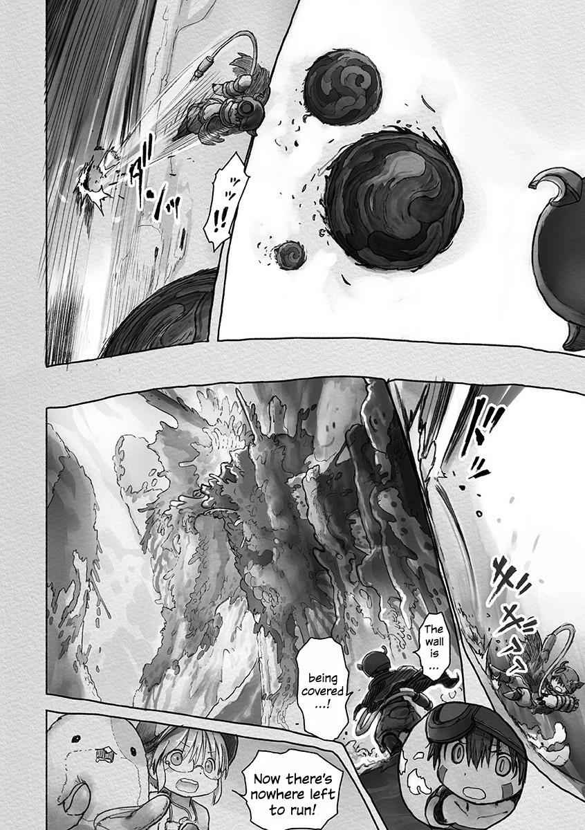 Made in Abyss Chapter 53 Page 4