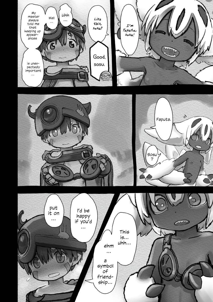 Made in Abyss Chapter 55 Page 25
