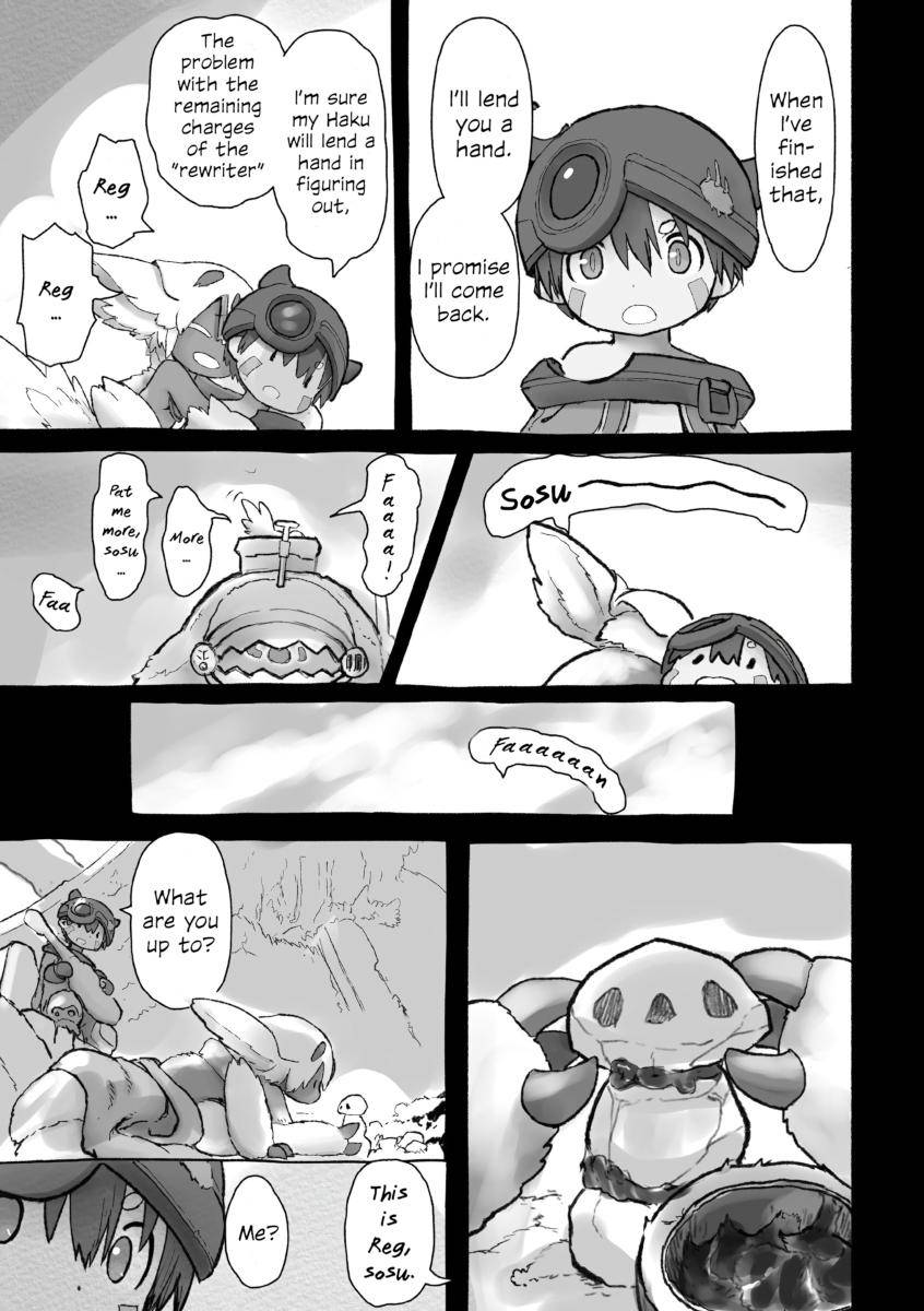Made in Abyss Chapter 55 Page 38