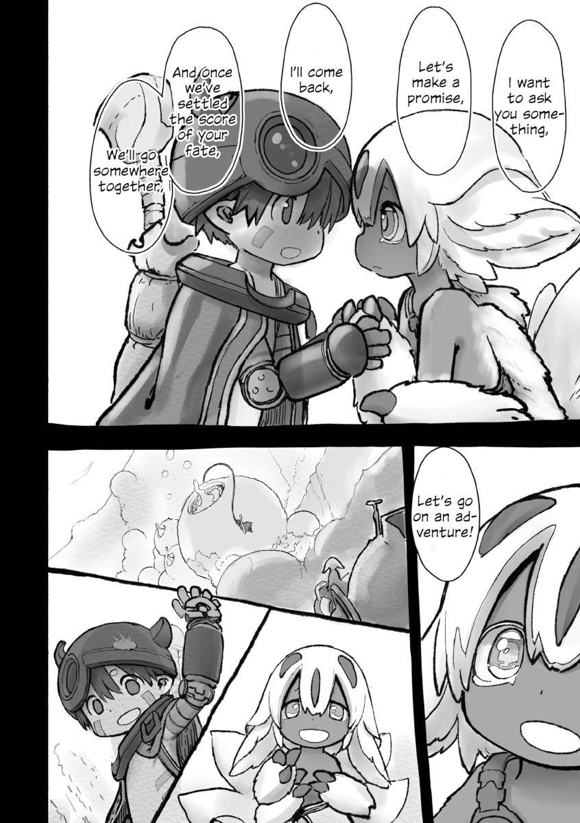 Made in Abyss Chapter 55 Page 41