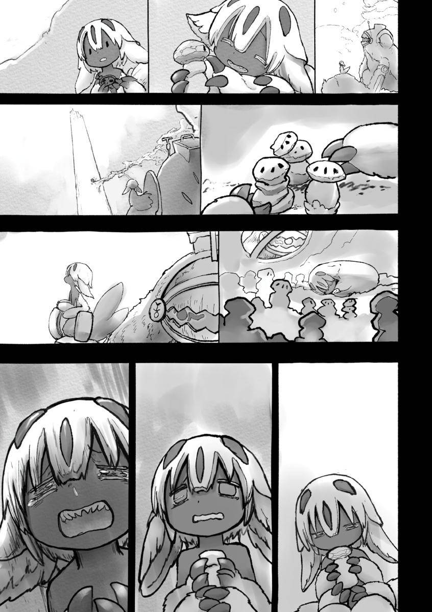 Made in Abyss Chapter 55 Page 42