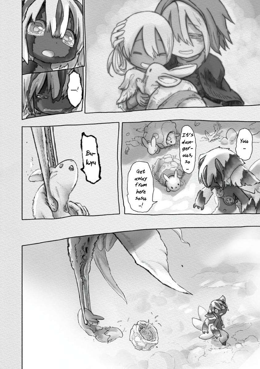 Made in Abyss Chapter 56 Page 33