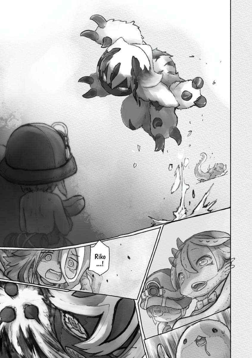 Made in Abyss Chapter 56 Page 8