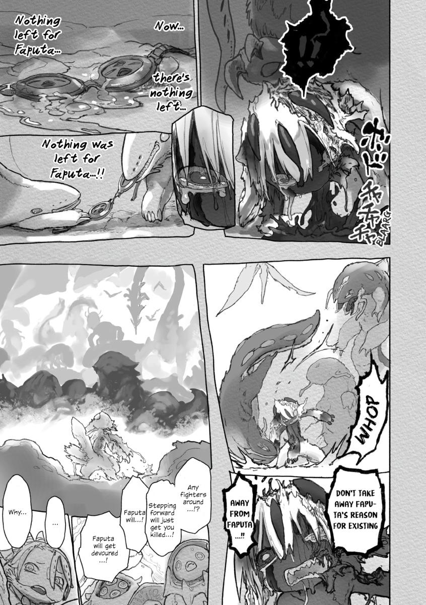 Made in Abyss Chapter 57 Page 10