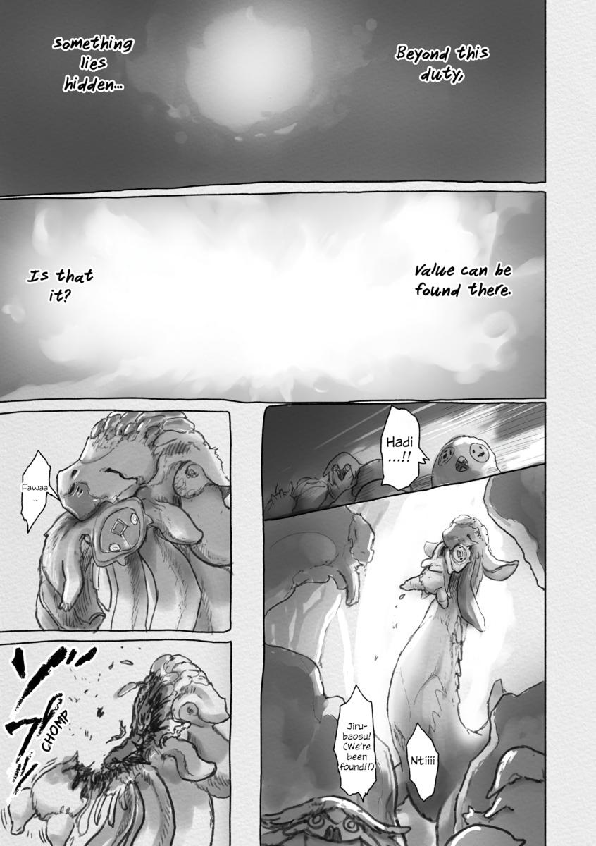 Made in Abyss Chapter 57 Page 24