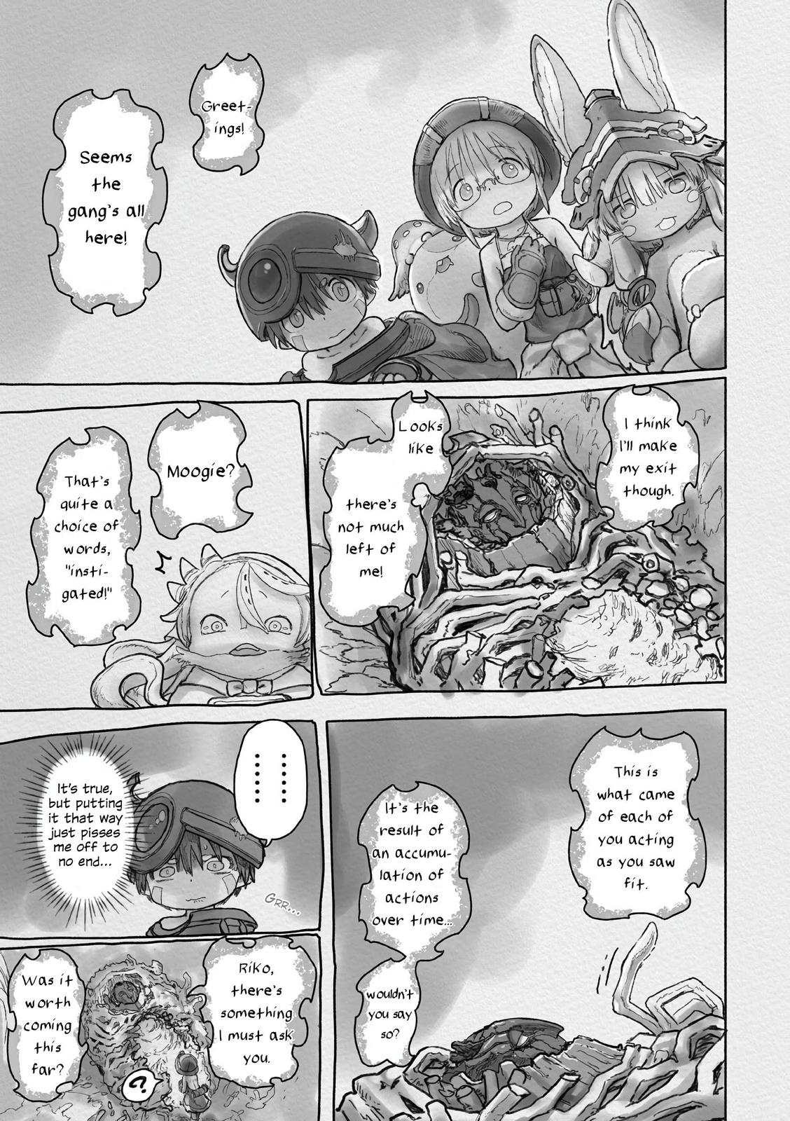 Made in Abyss Chapter 58 Page 16