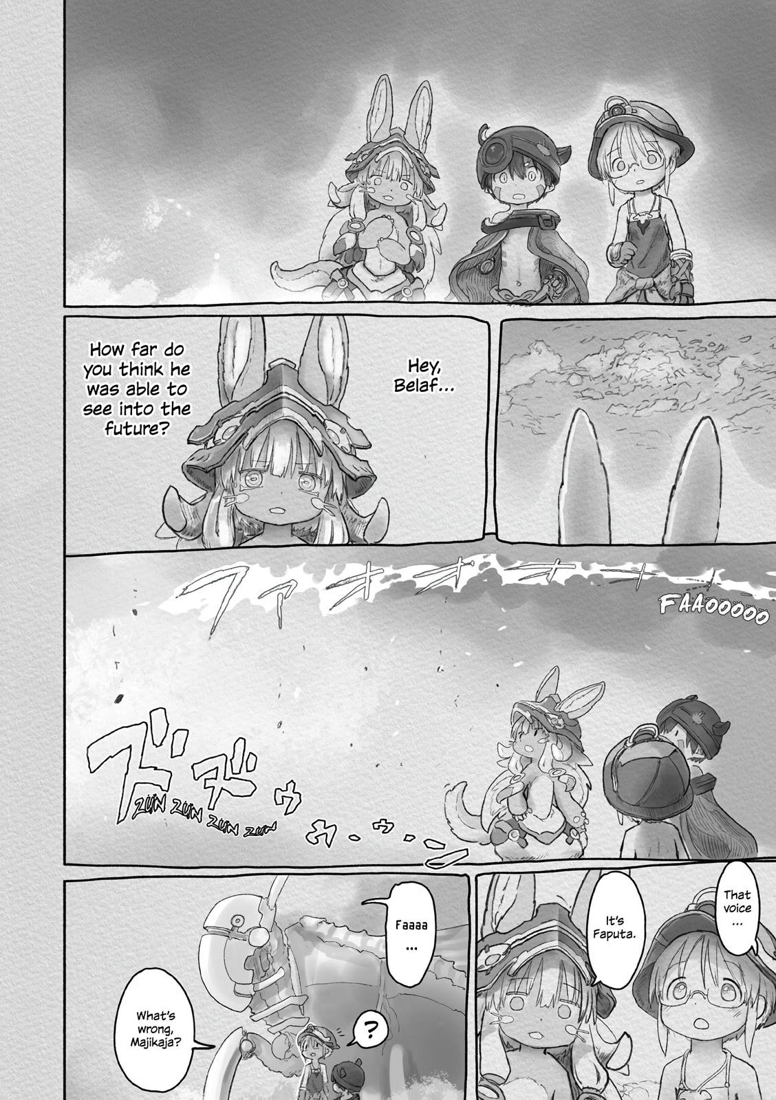 Made in Abyss Chapter 58 Page 21