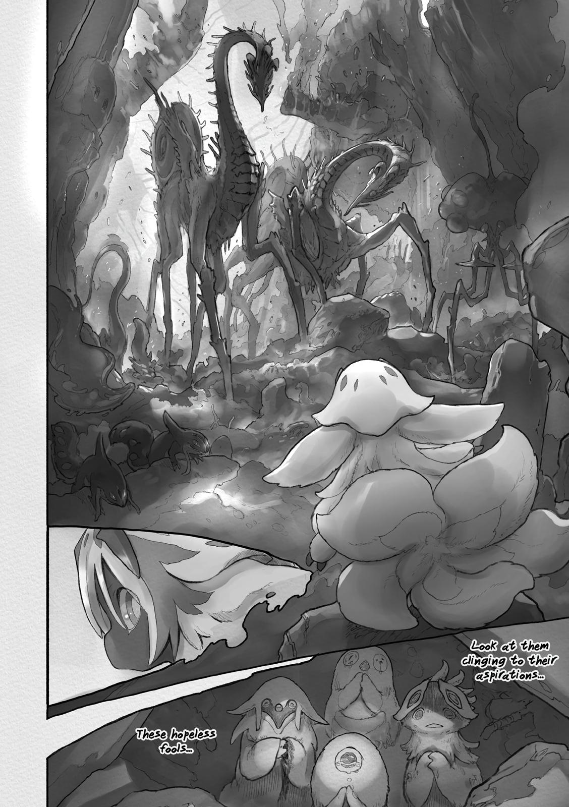 Made in Abyss Chapter 58 Page 3