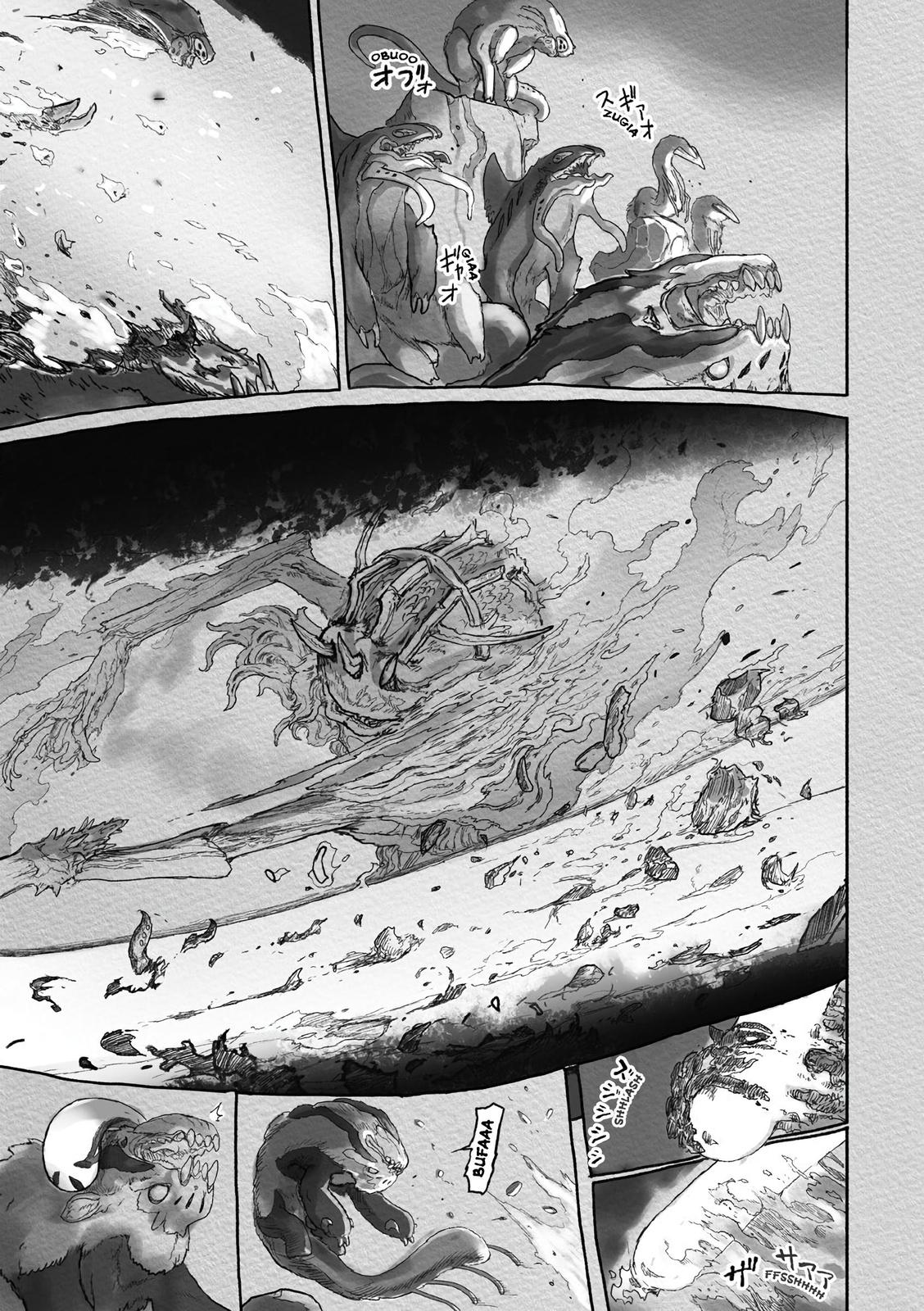 Made in Abyss Chapter 58 Page 6