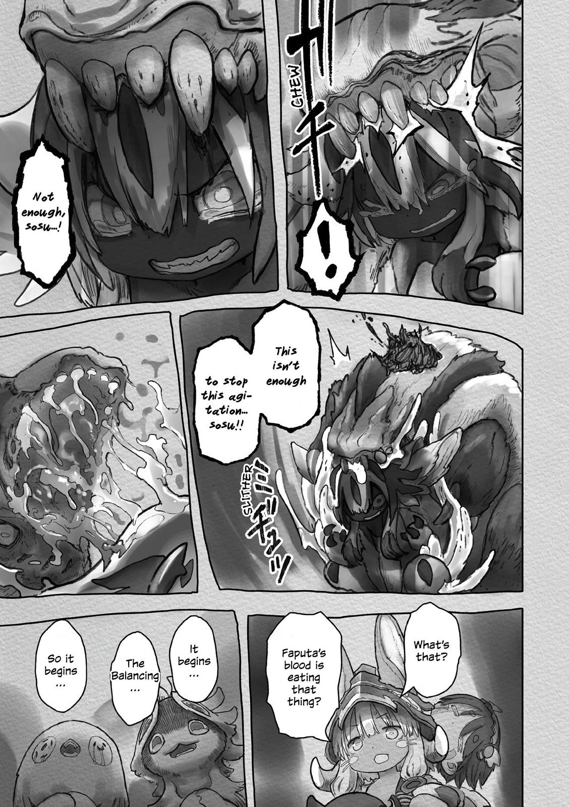 Made in Abyss Chapter 58 Page 8