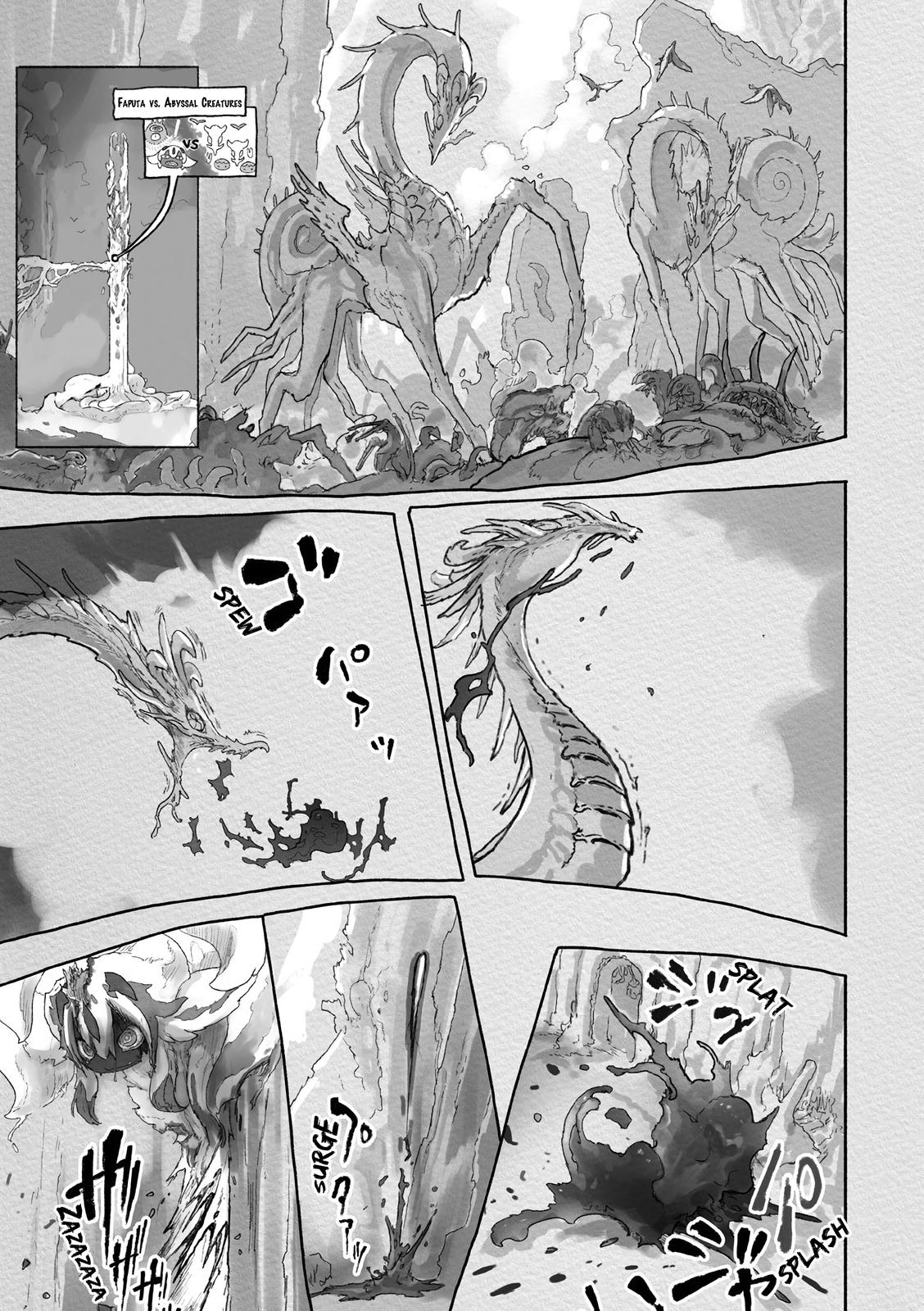 Made in Abyss Chapter 59 Page 12