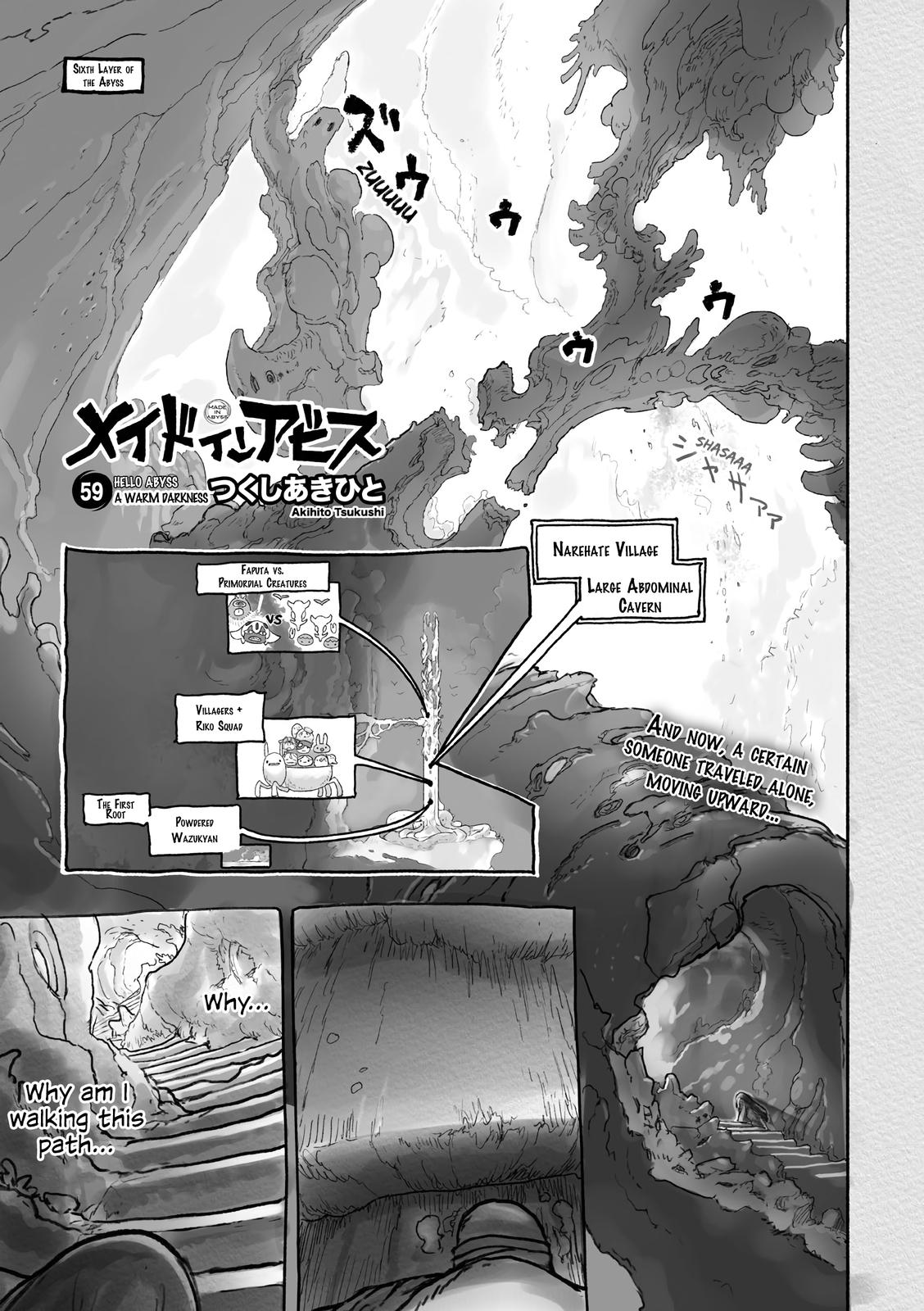 Made in Abyss Chapter 59 Page 2