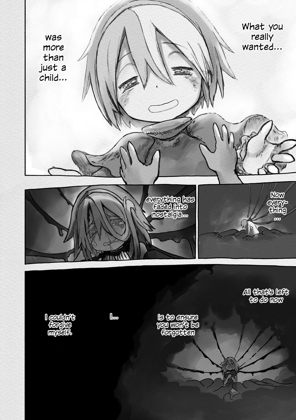 Made in Abyss Chapter 59 Page 29