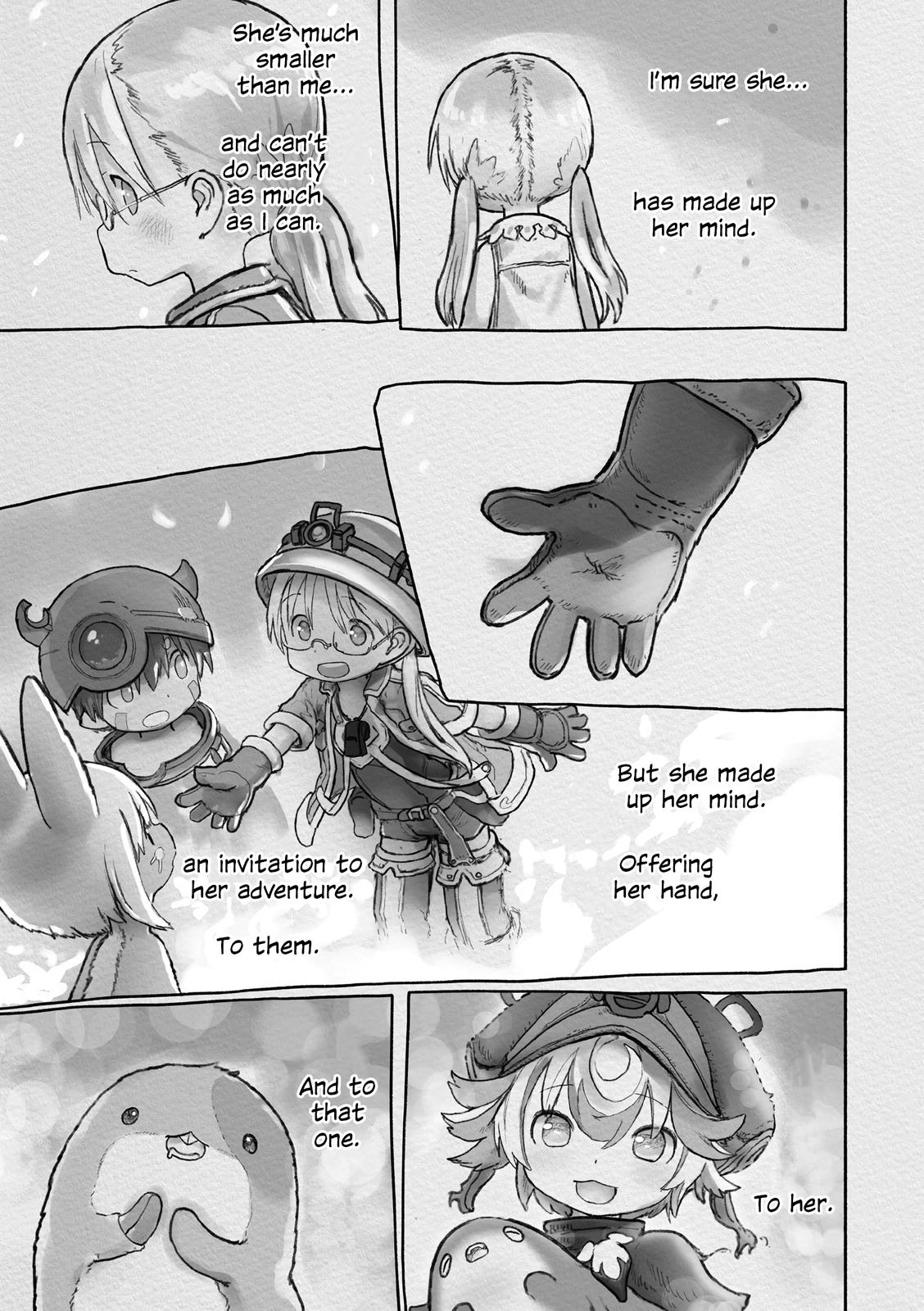 Made in Abyss Chapter 59 Page 4