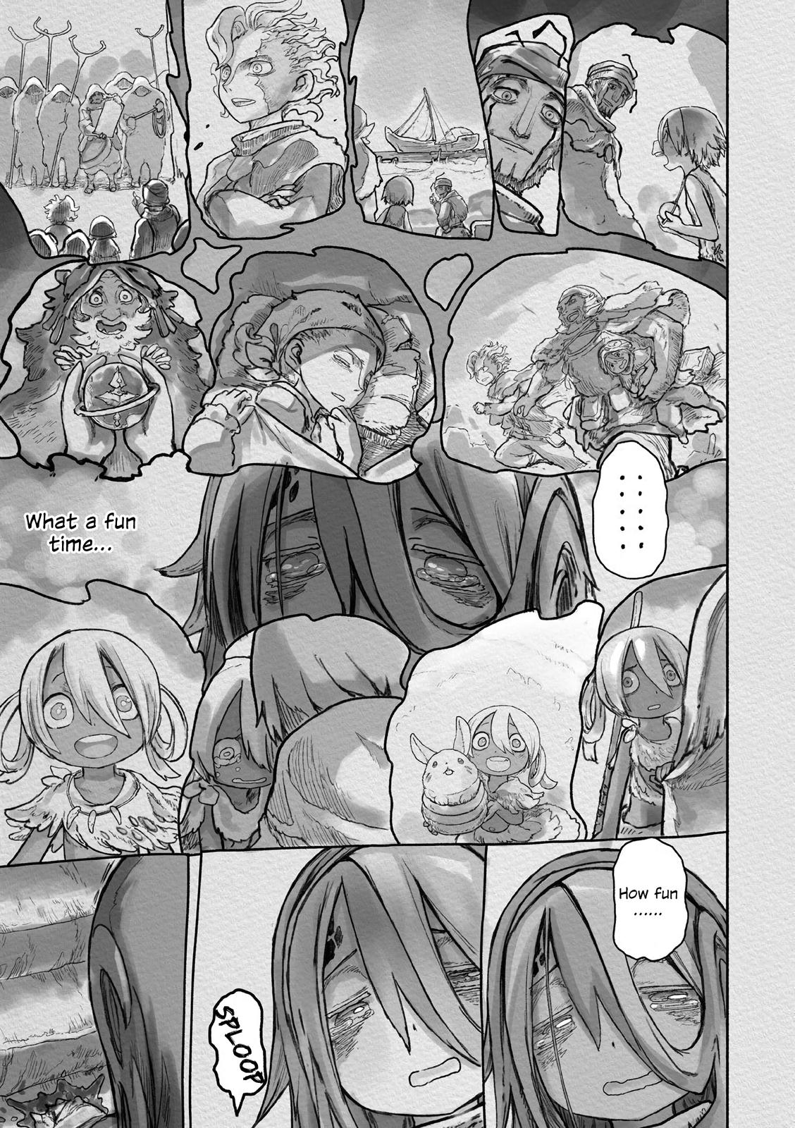 Made in Abyss Chapter 59 Page 6