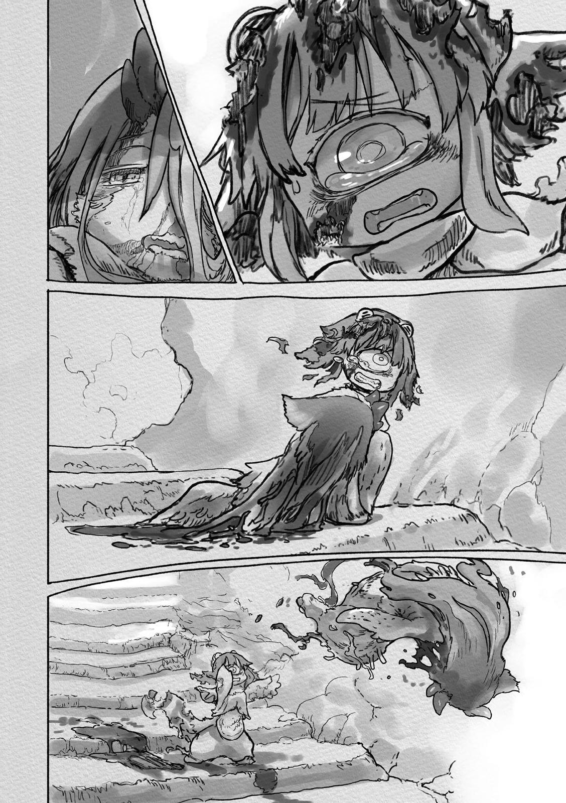 Made in Abyss Chapter 59 Page 9