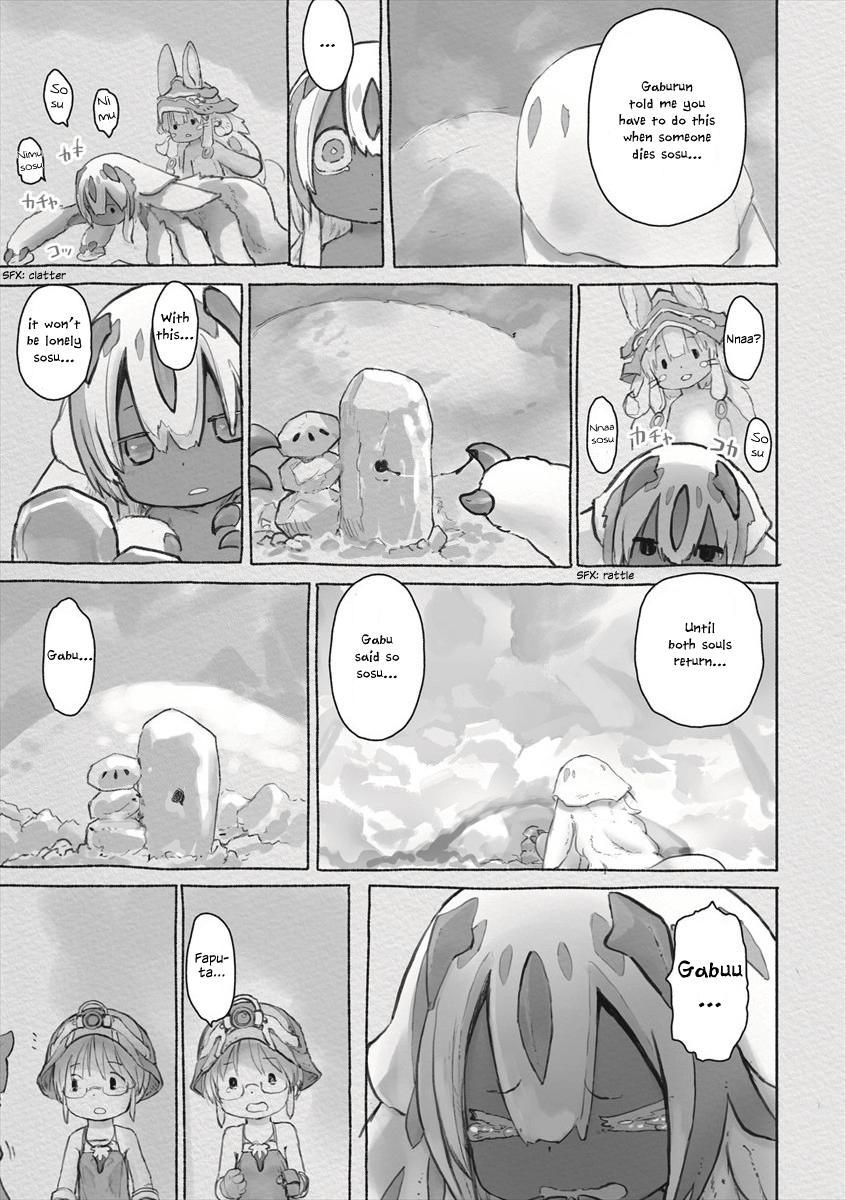 Made in Abyss Chapter 60 Page 17