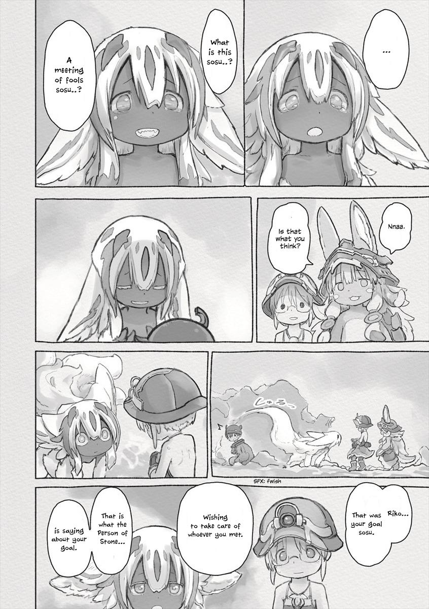 Made in Abyss Chapter 60 Page 20