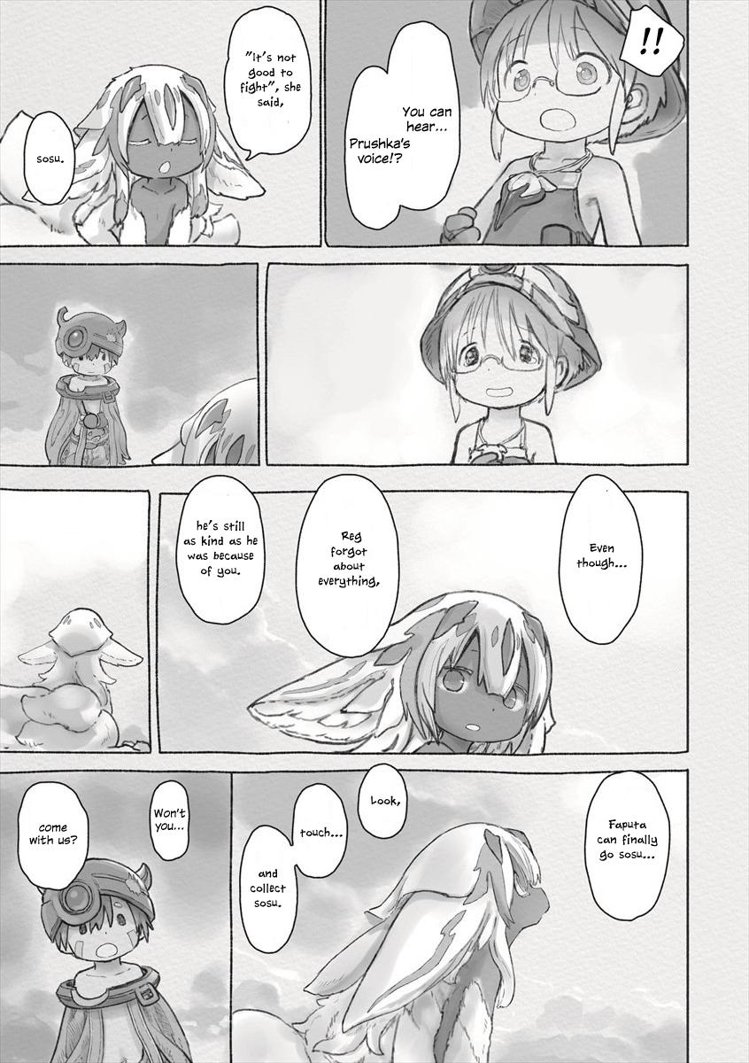 Made in Abyss Chapter 60 Page 21