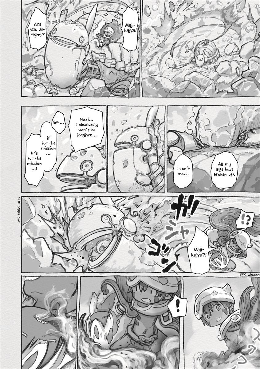 Made in Abyss Chapter 60 Page 6