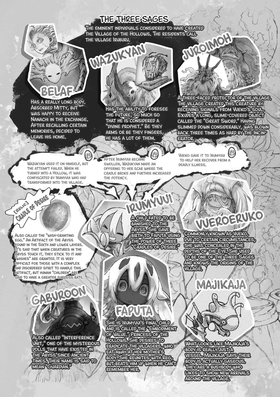 Made in Abyss Chapter 60.5 Page 5