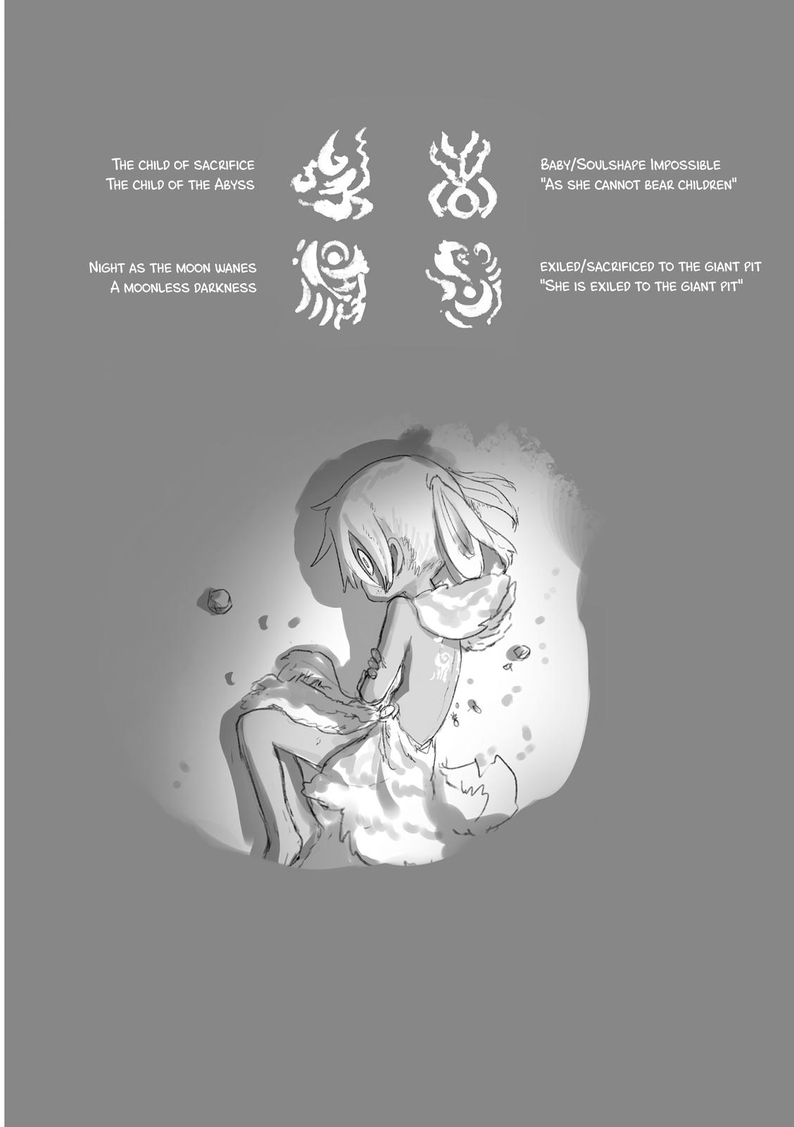 Made in Abyss Chapter 60.5 Page 9