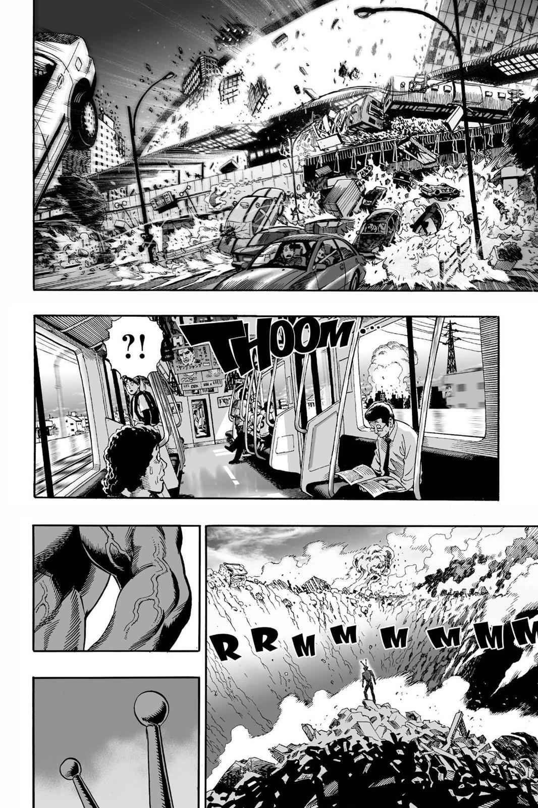 One-Punch Man Chapter 1 Page 10