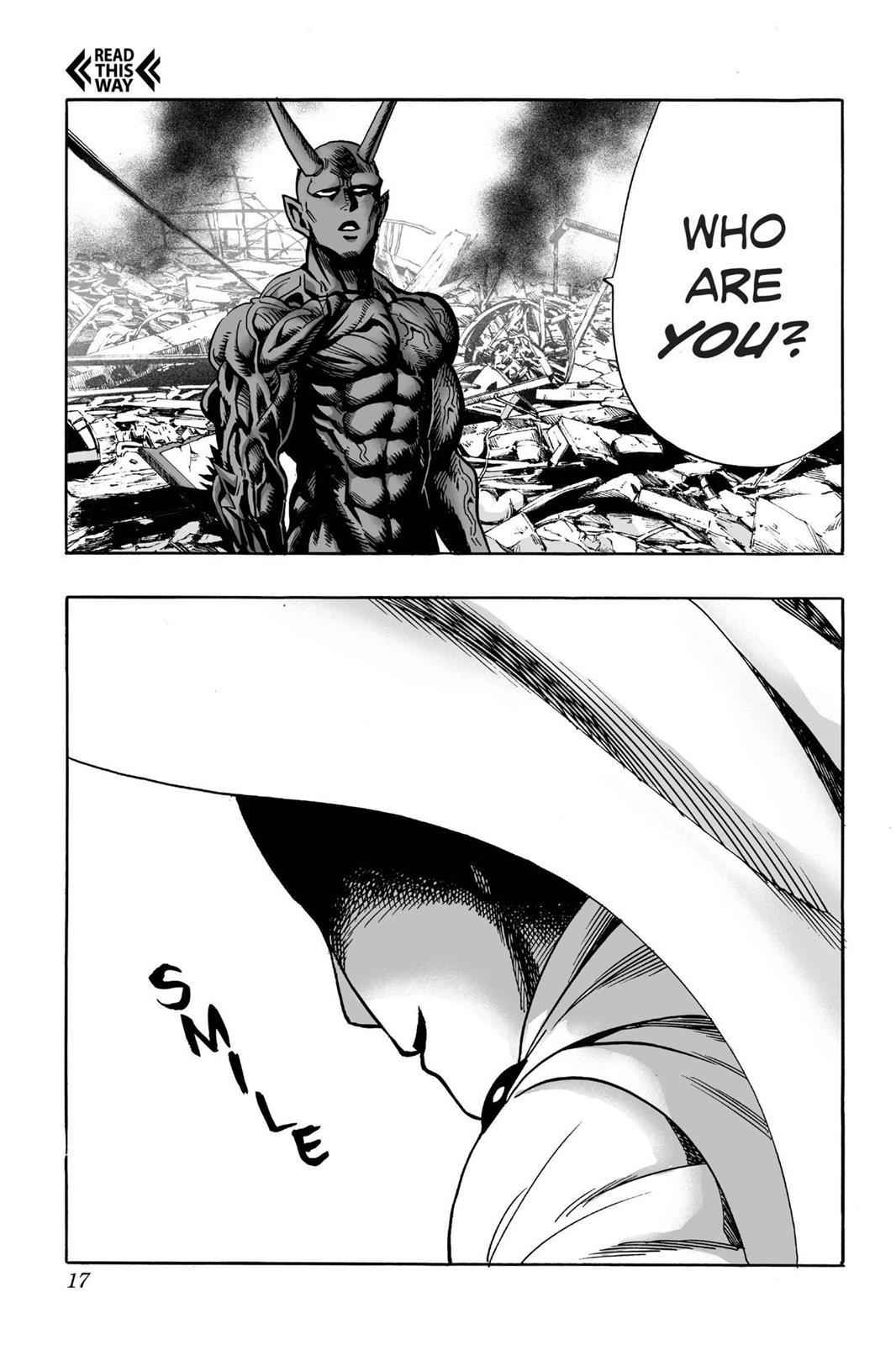 One-Punch Man Chapter 1 Page 19
