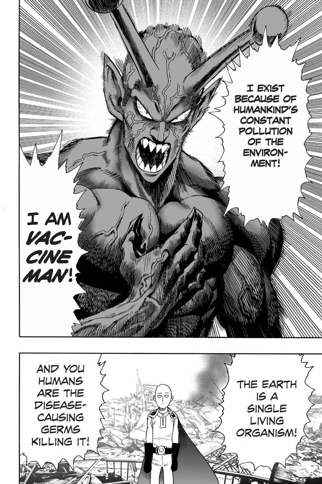 One-Punch Man Chapter 1 Page 22