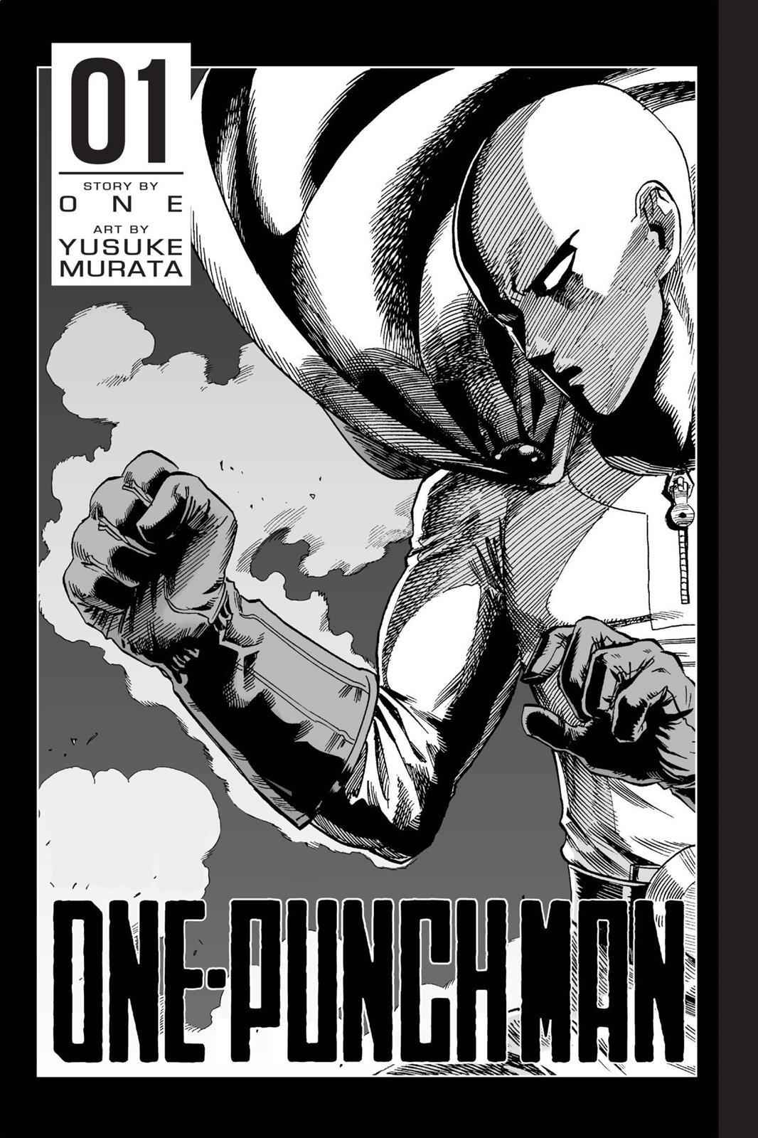 One-Punch Man Chapter 1 Page 5