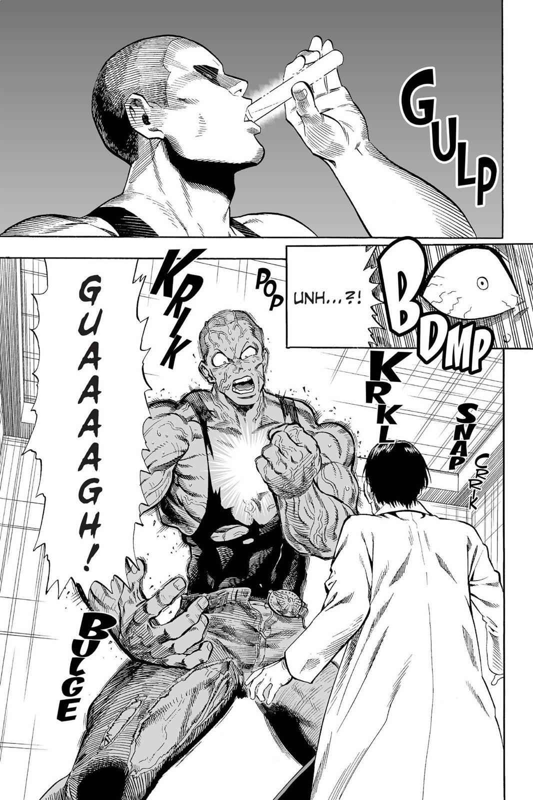 One-Punch Man Chapter 3 Page 3