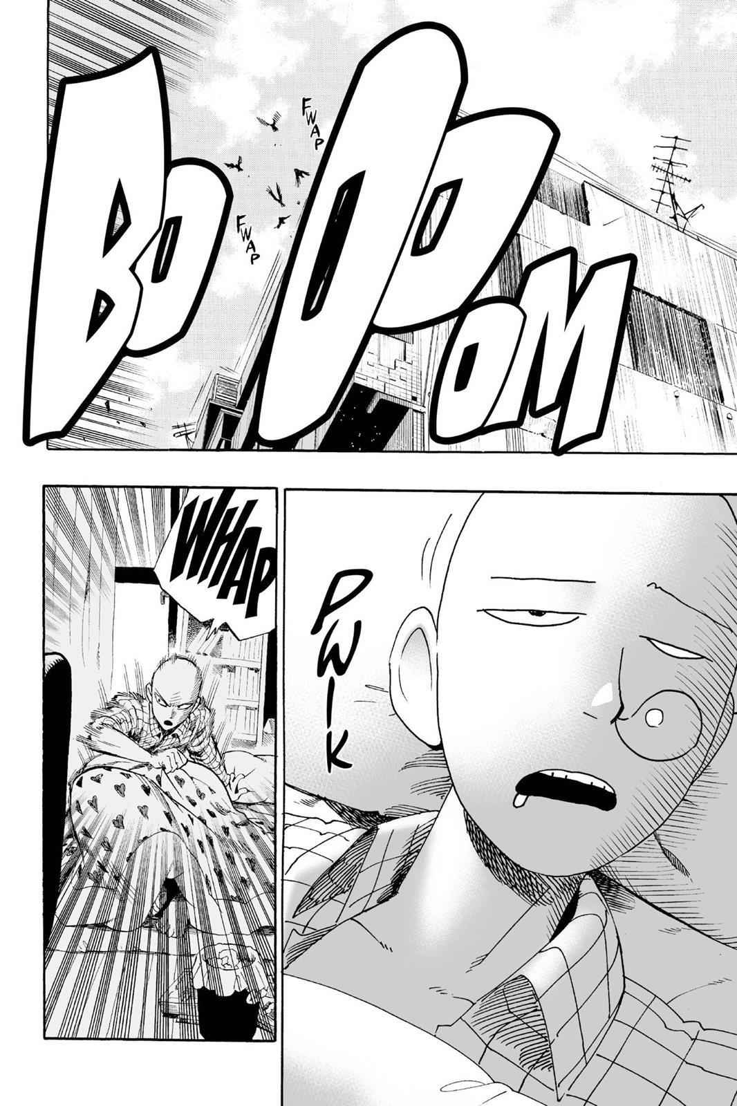 One-Punch Man Chapter 4 Page 2