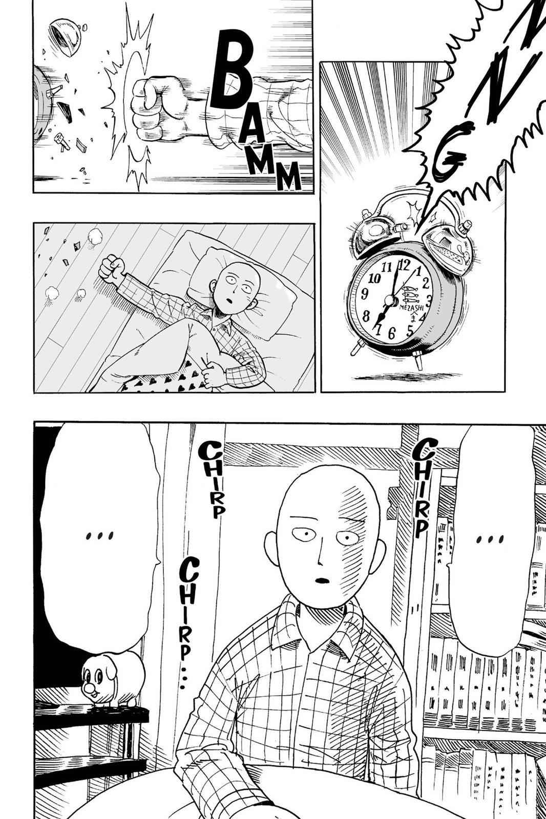 One-Punch Man Chapter 4 Page 22