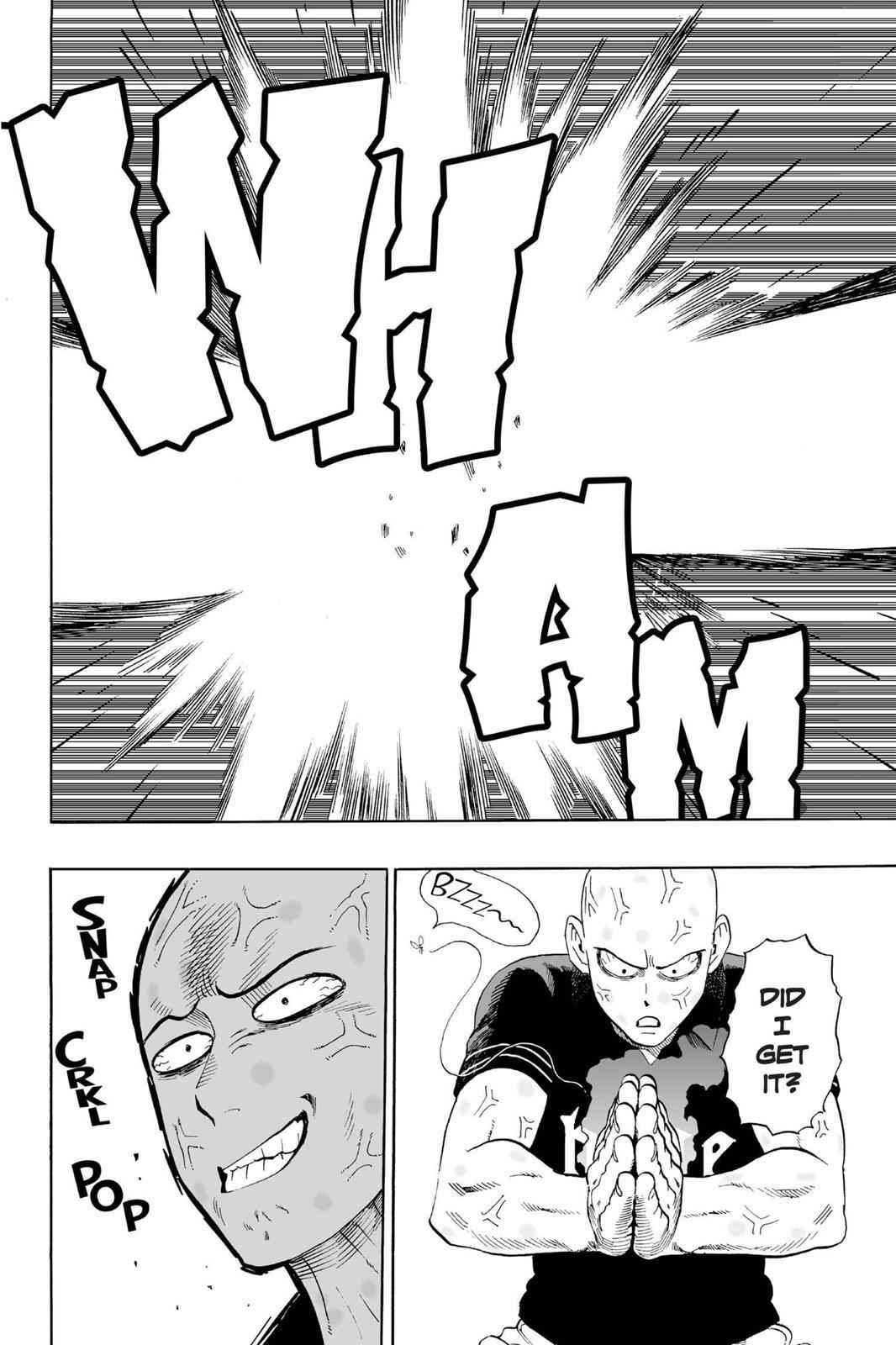 One-Punch Man Chapter 5 Page 22