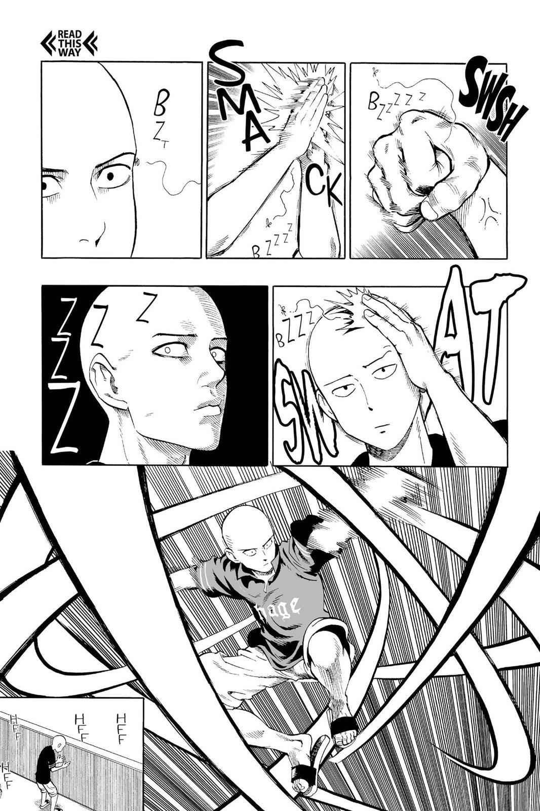 One-Punch Man Chapter 5 Page 5
