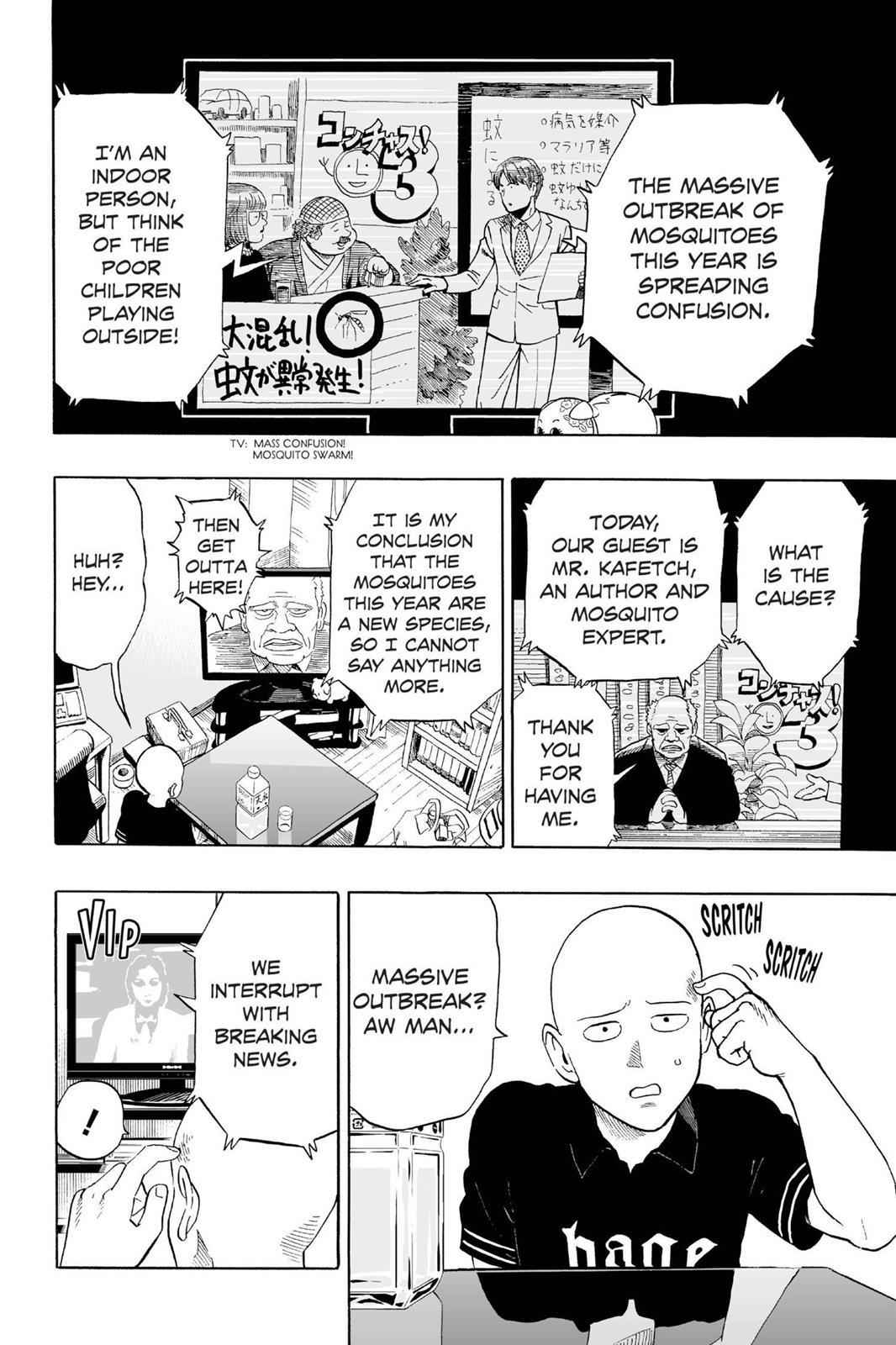 One-Punch Man Chapter 5 Page 8