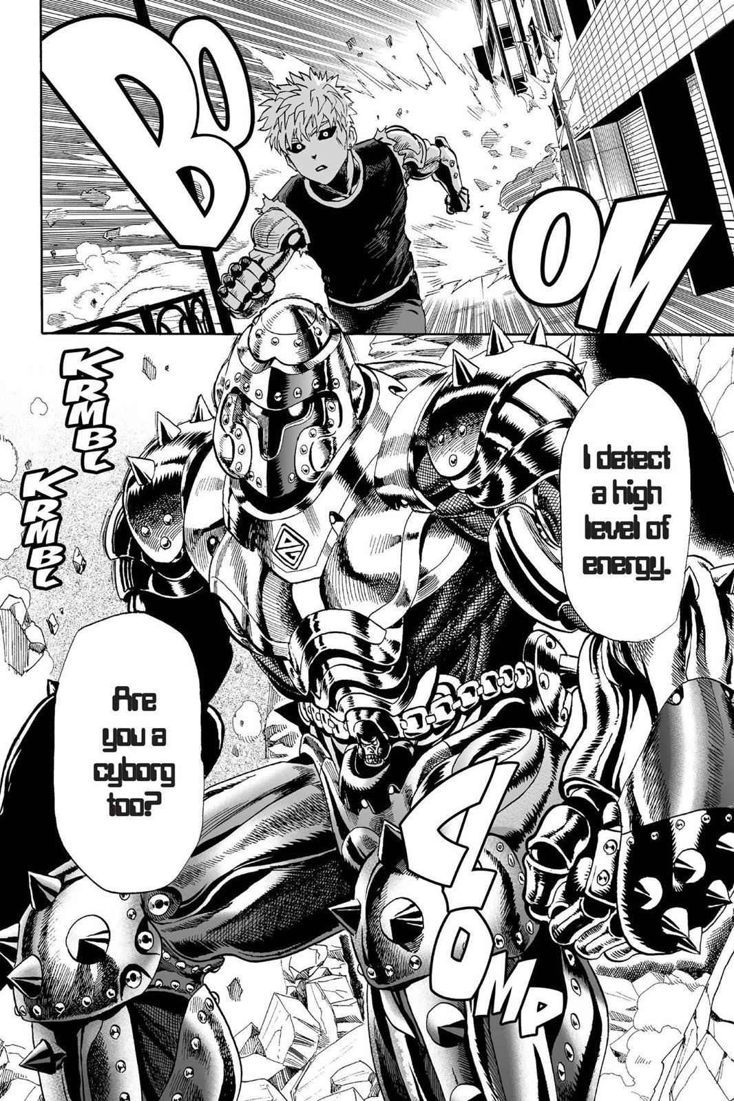 One-Punch Man Chapter 7 Page 16