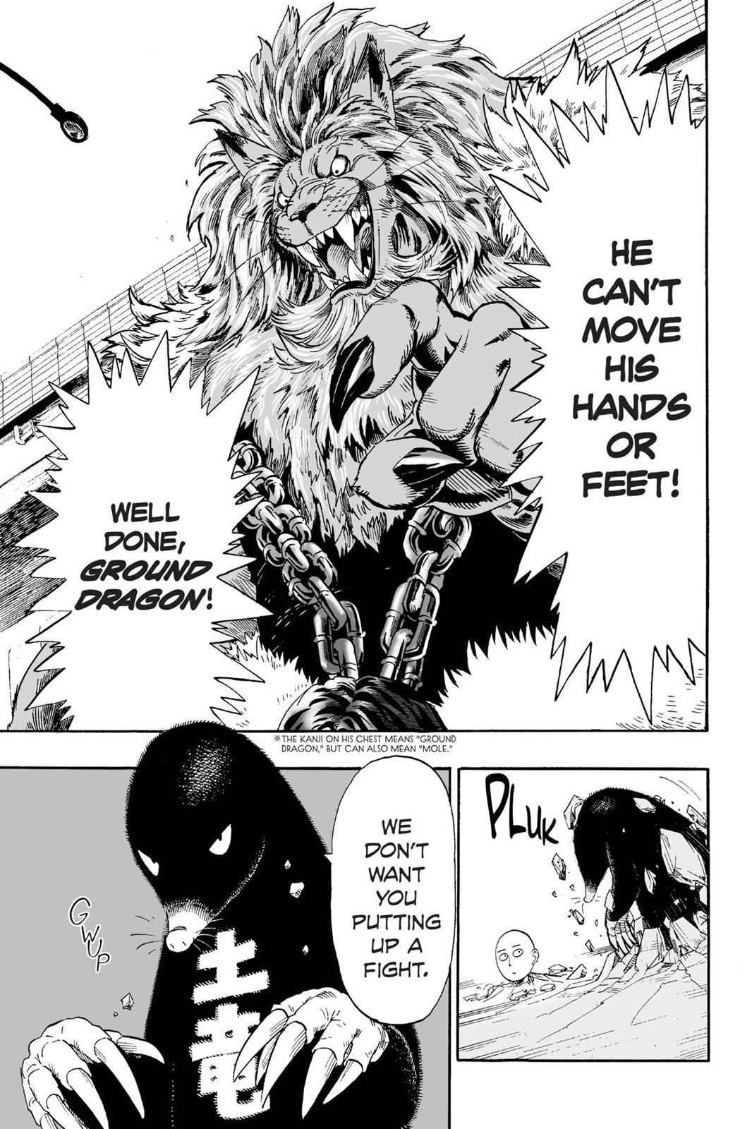 One-Punch Man Chapter 8 Page 5