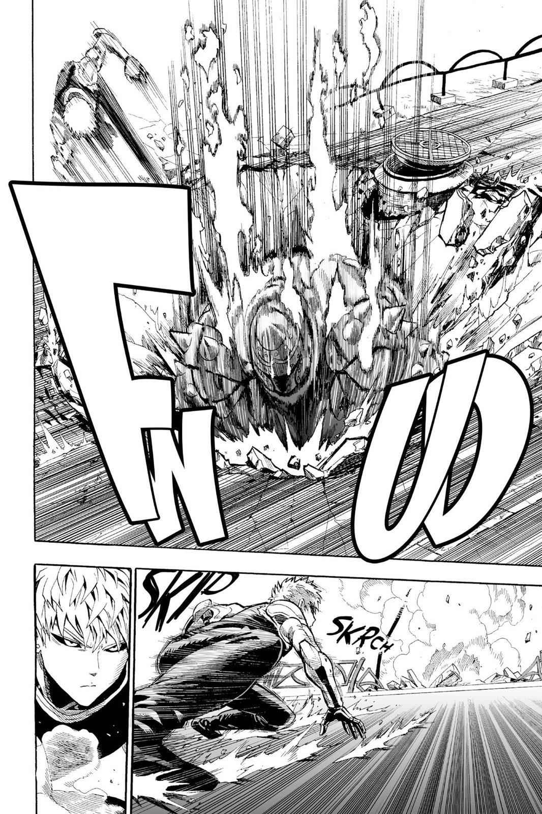 One-Punch Man Chapter 8 Page 8