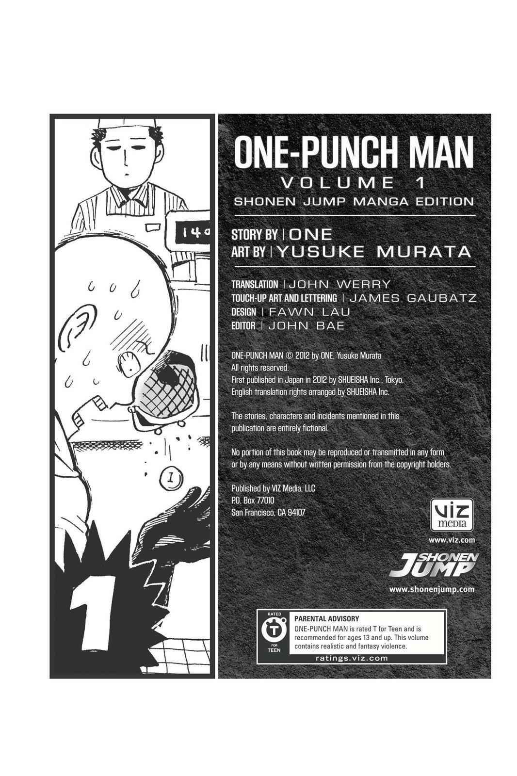 One-Punch Man Chapter 8.5 Page 26