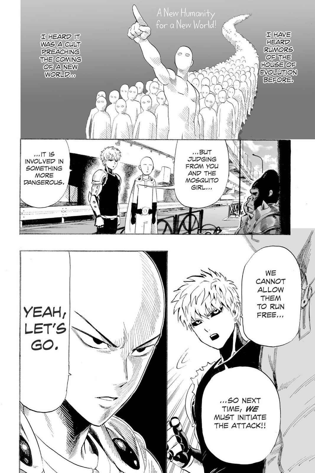 One-Punch Man Chapter 9 Page 15