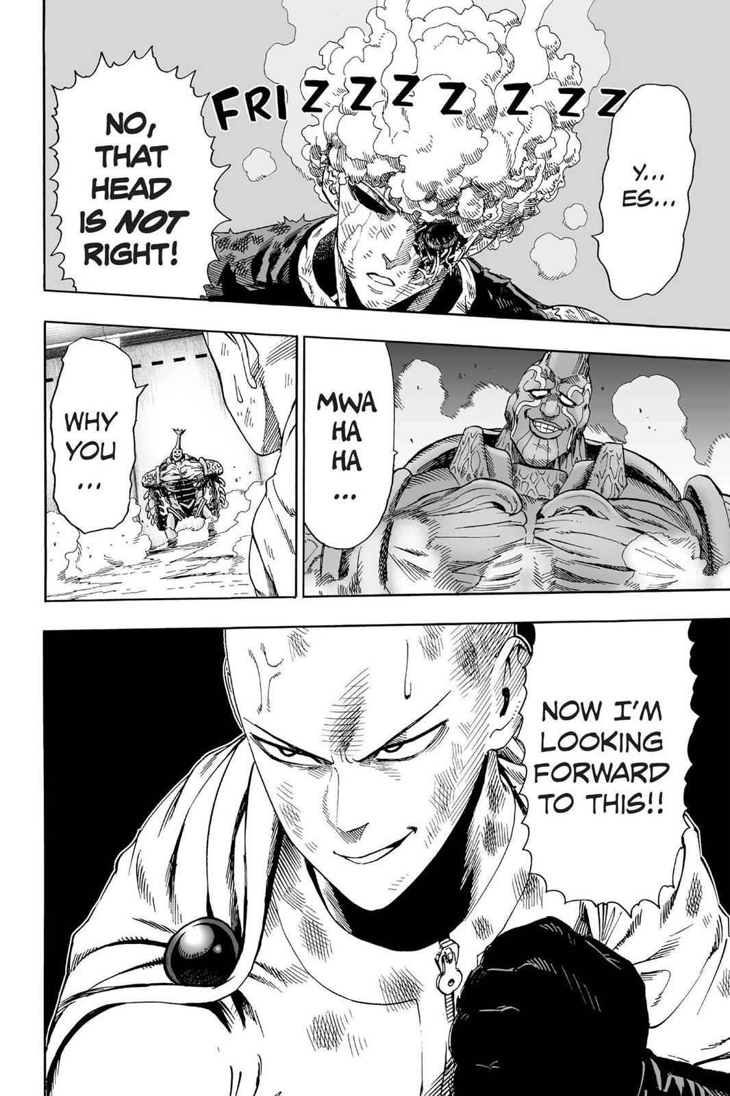One-Punch Man Chapter 10 Page 20