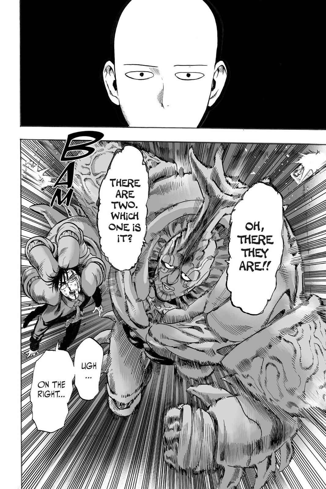 One-Punch Man Chapter 10 Page 4