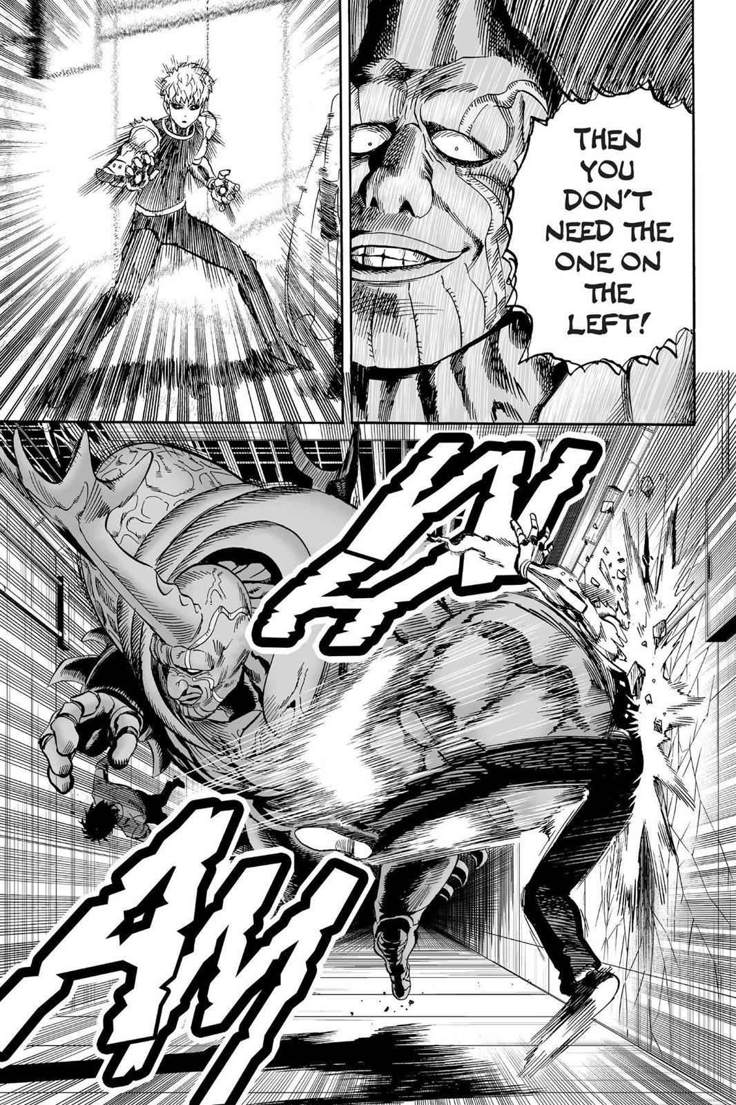 One-Punch Man Chapter 10 Page 5