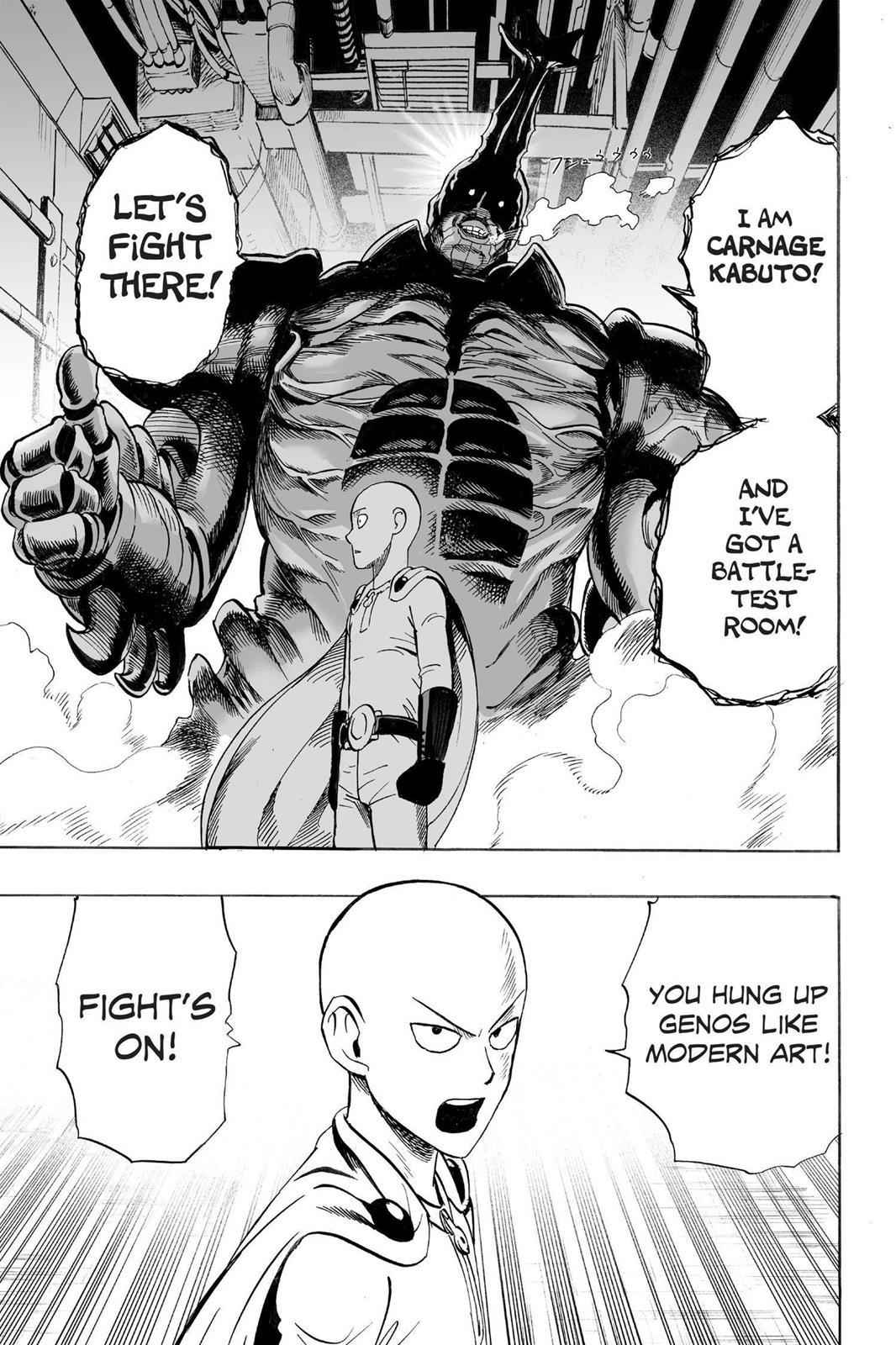 One-Punch Man Chapter 10 Page 7