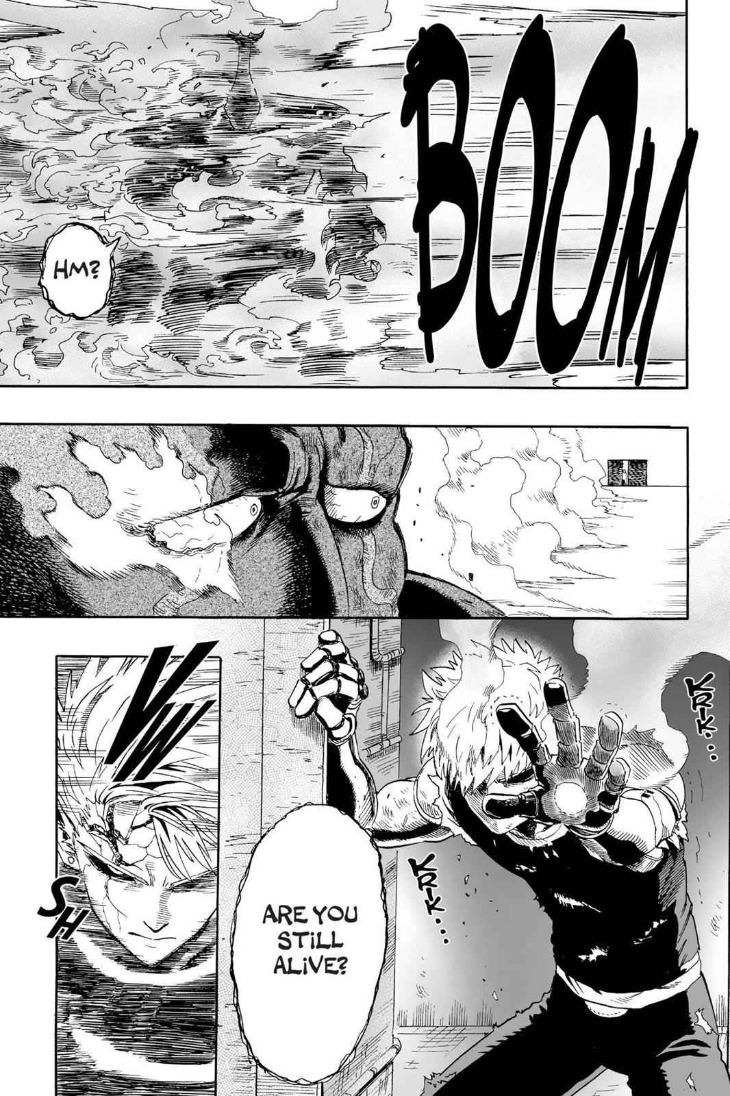 One-Punch Man Chapter 10 Page 9