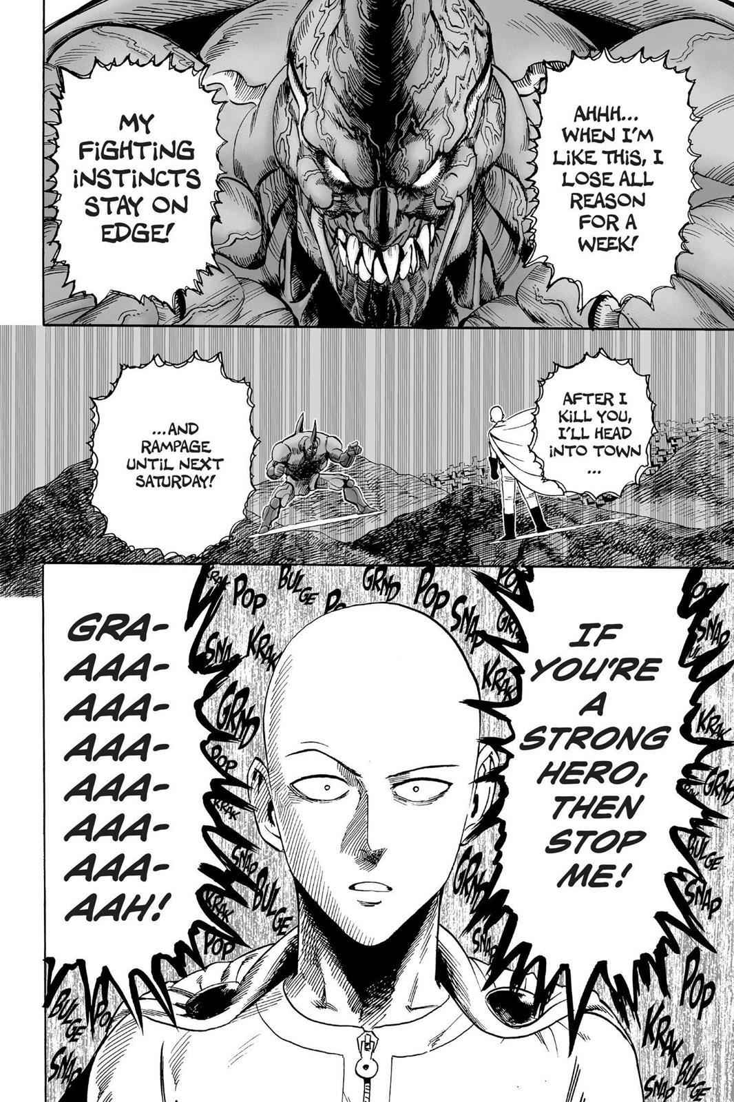 One-Punch Man Chapter 11 Page 16