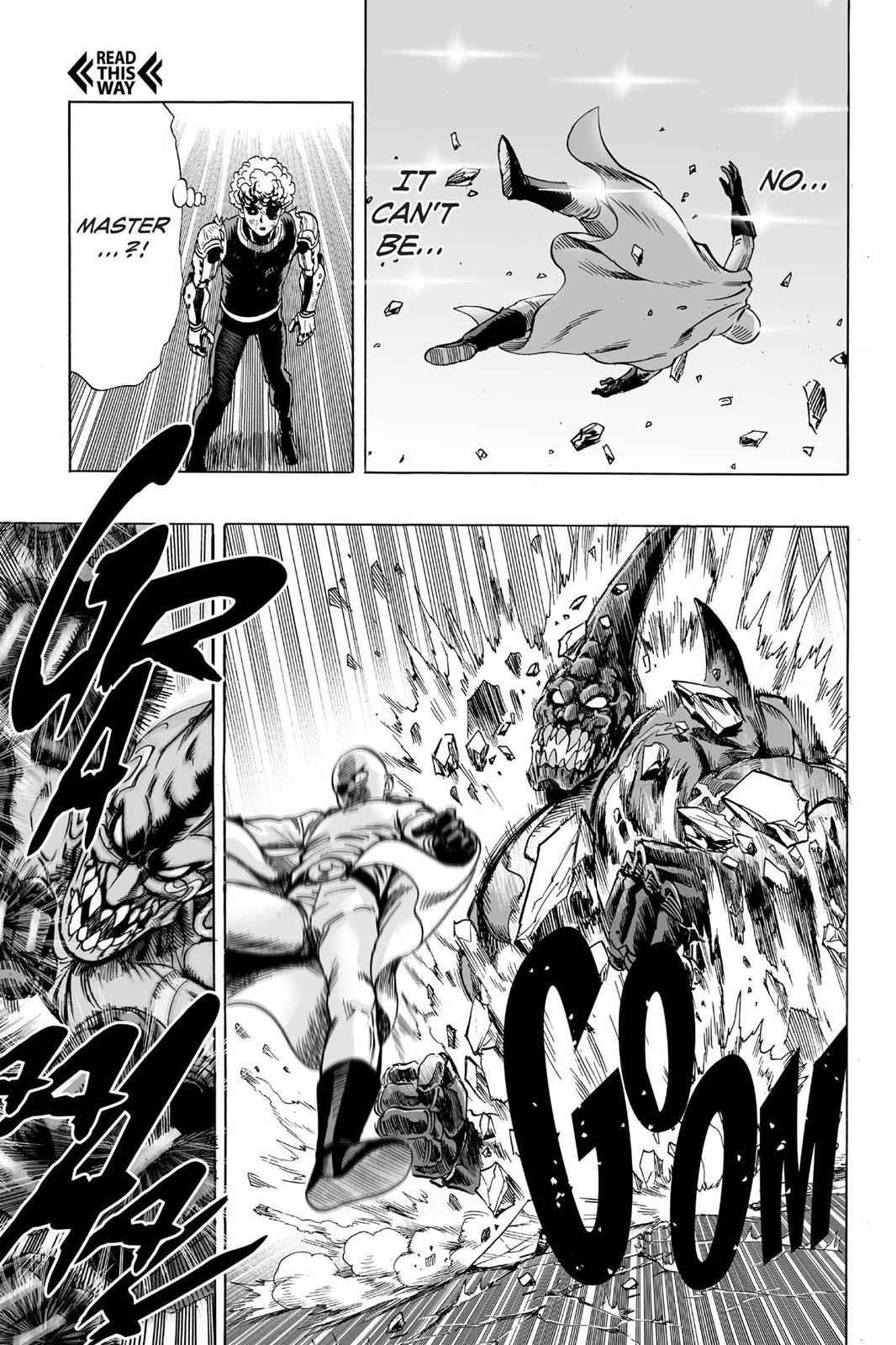 One-Punch Man Chapter 11 Page 19